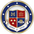 გრიგოლ რობაქიძის სახელობის უნივერსიტეტიs ლოგო